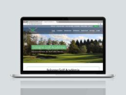 sologne golf academie - visuel